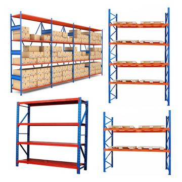 Lowest Price Industrial Shelving Storag Metal Standard Pallet Mole Rack for Efficient Storage Warehouse