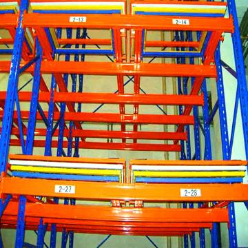Heavy Duty Pallet Racking for Industrial Warehouse Storage
