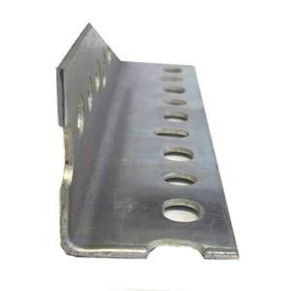 ASTM A572 Gr60 Gr50 A36 Galvanized Slotted Ms Angle Steel Perforated L Shaped Steel #2 image