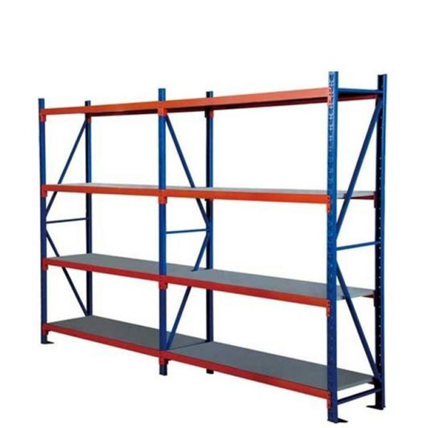 Warehouse Convenience Store Wire Shelving Trolley with Bin Units #2 image