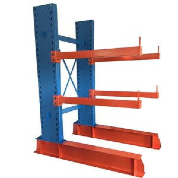 Heavy Weight Cantilever Racking/China Supplier Adjustable Heavy Duty Cantilever Rack #3 image