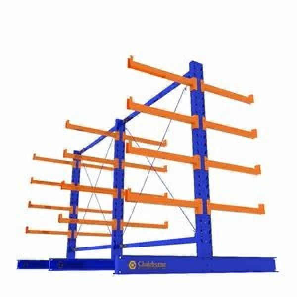 Single or Double Arm Heavy Duty Storage Steel Cantilever Rack #2 image