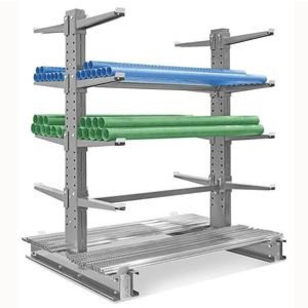 Heavy Duty Cantilever Bar Racks for Garage #1 image