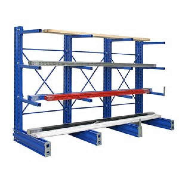 Heavy Duty Custom Single or Double Side Ral Series Cantilever Rack Factory #1 image